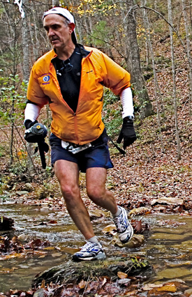 Henry Hobbs: 2010 Mountain Masochist 50 Miler in Virginia