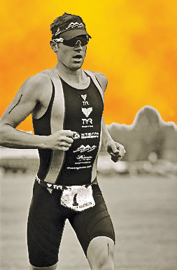 Mark Van Akkeren, Pro Triathlete