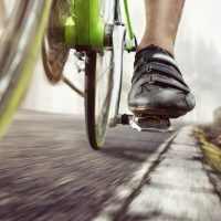 Orthotics in your cycling shoes